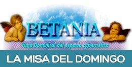 Hoja Dominical Lecturas y más..