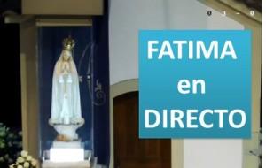 Capelina Fátima en Directo