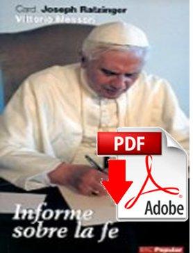 Informe sobre la fe Card Joseph Ratzinger pdf