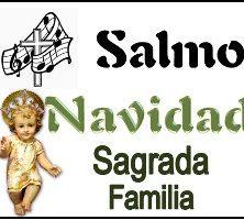 Salmo Sagrada Familia