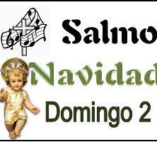 Salmo Domingo 2 tiempo de Navidad