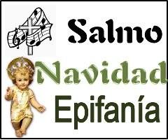 Salmo Epifanía del Señor