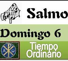 Salmo domingo 6 tiempo ordinario ciclo A