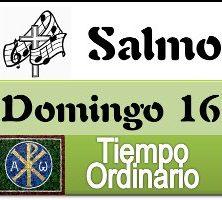 Salmo domingo 16 tiempo ordinario ciclo A